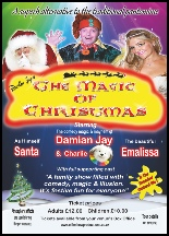 The Magic of Christmas show poster
